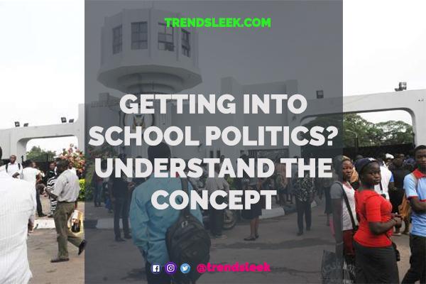 Getting Into School Politics? Understand The Concept